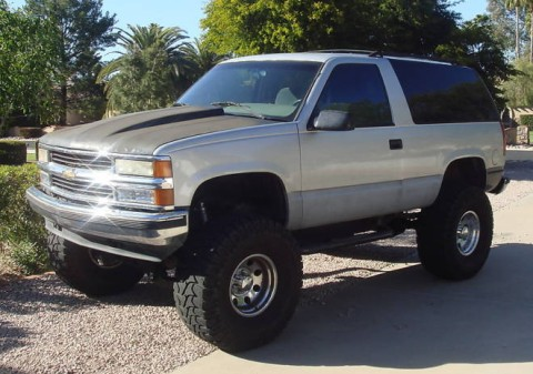 Chevrolet on Chevrolet Tahoe   Used 4x4offroads Com
