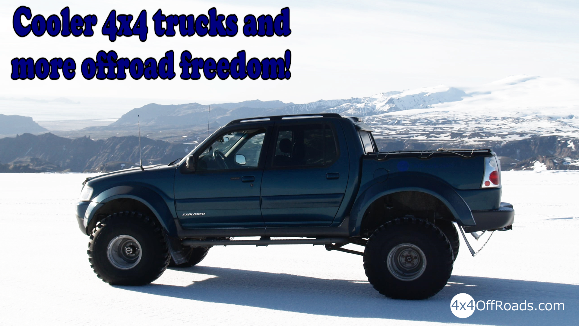 4x4 Wallpaper - Get Your FREE Lifted 4x4 Truck Wallpaper NOW!